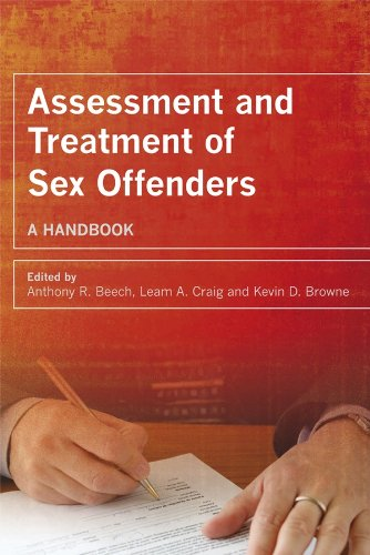 9780470018996: Assessment and Treatment of Sex Offenders: A Handbook