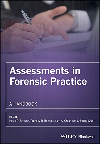 9780470019023: Assessments in Forensic Practice: A Handbook