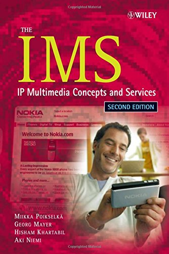 9780470019061: The IMS: IP Multimedia Concepts And Services