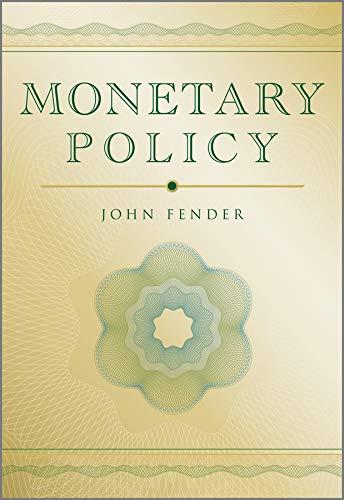 9780470019092: Monetary Policy