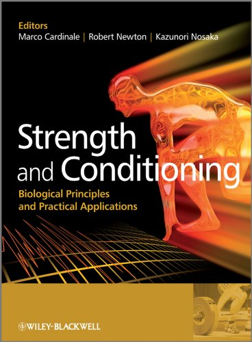 9780470019191: Strength and Conditioning: Biological Principles and Practical Applications