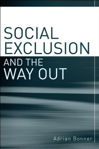 9780470019351: Social Exclusion and the Way Out: An individual and community response to human social dysfunction