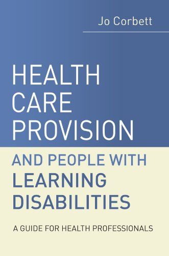 9780470019863: Health Care Provision and People With Learning Disabilities - A Guide for  Health Professionals