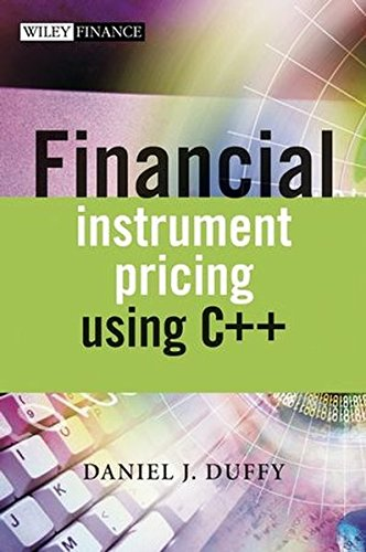 9780470020487: Financial Instrument Pricing Using C]+