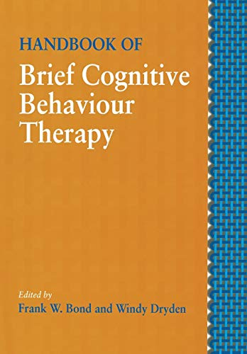 9780470021323: Handbook of Brief Cognitive Behaviour Therapy