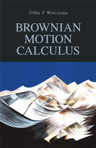 9780470021705: Brownian Motion Calculus