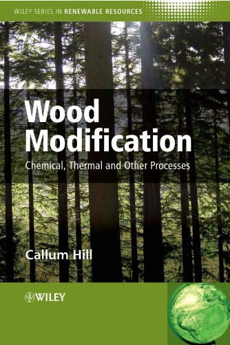 9780470021729: Wood Modification: Chemical, Thermal and Other Processes