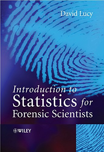 9780470022009: Introduction to Statistics for Forensic Scientists