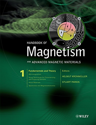 Handbook of Magnetism and Advanced Magnetic Materials (Hardback)