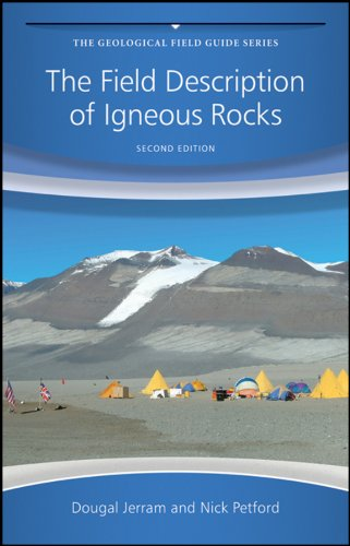 9780470022368: The Field Description of Igneous Rocks (Geological Field Guide)