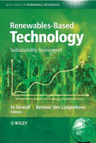 9780470022412: Renewables-Based Technology: Sustainability Assessment (Wiley Series in Renewable Resource)