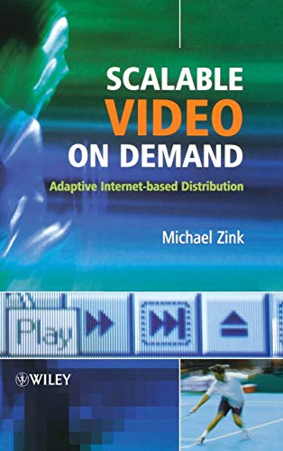 9780470022689: Scalable Video on Demand: Adaptive Internet-based Distribution