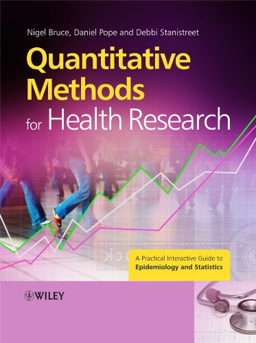 9780470022740: Quantitative Methods for Health Research: A Practical Interactive Guide to Epidemiology and Statistics (Wiley Desktop Editions)