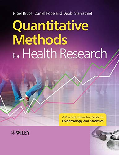 9780470022757: Quantitative Methods for Health Research: A Practical Interactive Guide to Epidemiology and Statistics