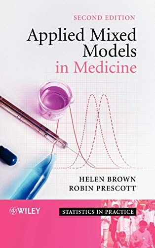 9780470023563: Applied Mixed Models in Medicine
