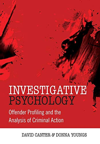 9780470023976: Investigative Psychology: Offender Profiling and the Analysis of Criminal Action