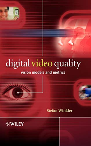 9780470024041: Digital Video Quality: Vision Models and Metrics