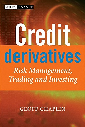 9780470024164: Credit Derivatives: Risk Management, Trading and Investing (The Wiley Finance Series)