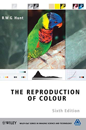 9780470024256: The Reproduction of Colour (Wiley-IS&T Series in Imaging Science and Technology)