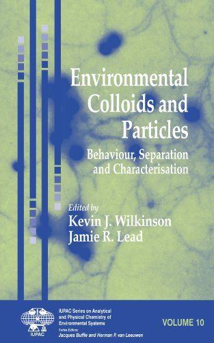 9780470024324: Environmental Colloids and Particles: Behaviour, Separation and Characterisation (Series on Analytical and Physical Chemistry of Environmental Systems)