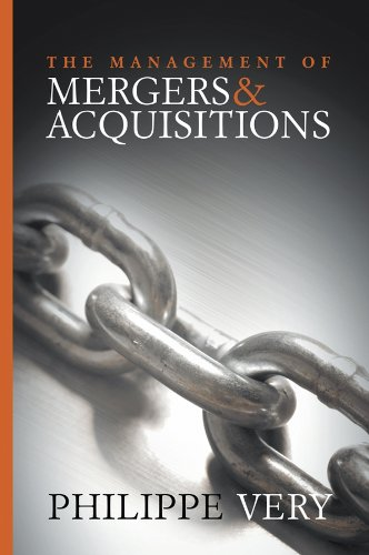 9780470024584: The Management of Mergers and Acquisitions