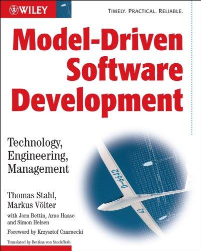 9780470025703: Model-Driven Software Developm: Technology, Engineering, Management