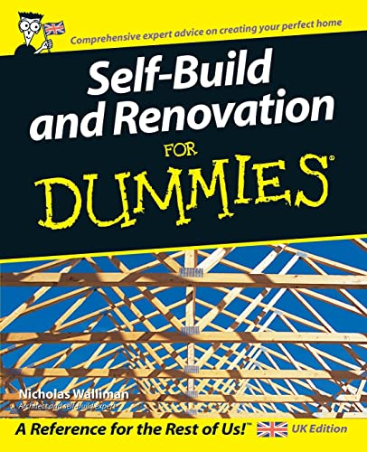 9780470025864: Self Build and Renovation for Dummies