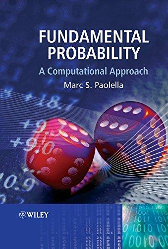 Fundamental Probability: A Computational Approach (Hardback): Marc Paolella
