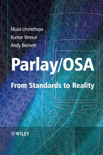 9780470025956: Parlay / OSA: From Standards to Reality