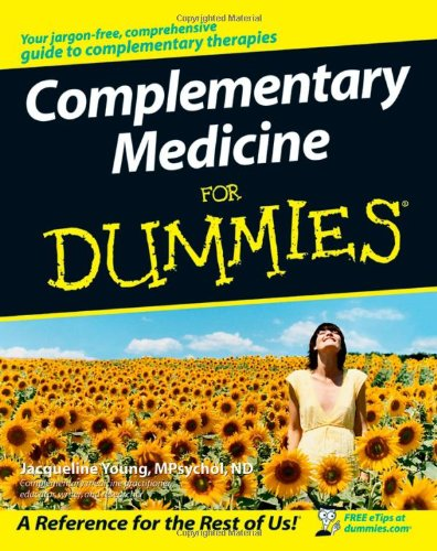 9780470026250: Complementary Medicine For Dummies