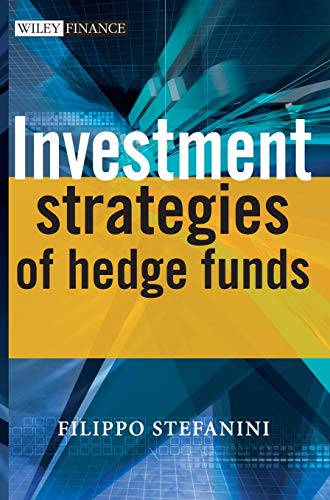 9780470026274: Investment Strategies of Hedge Funds (Wiley Finance Series)