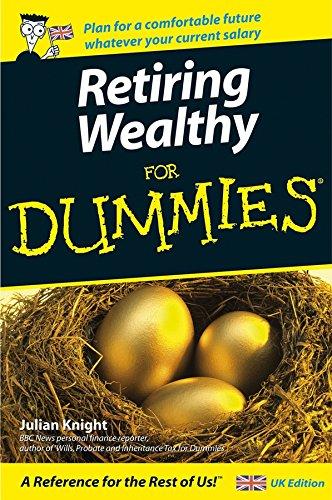 9780470026328: Retiring Wealthy For Dummies