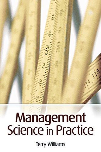 9780470026649: Management Science in Practice