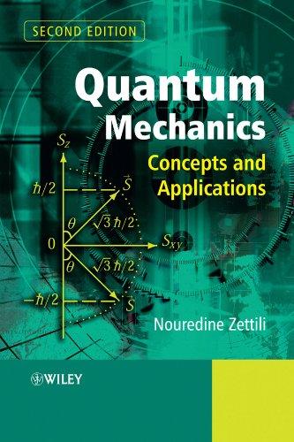 9780470026786: Quantum Mechanics: Concepts and Applications