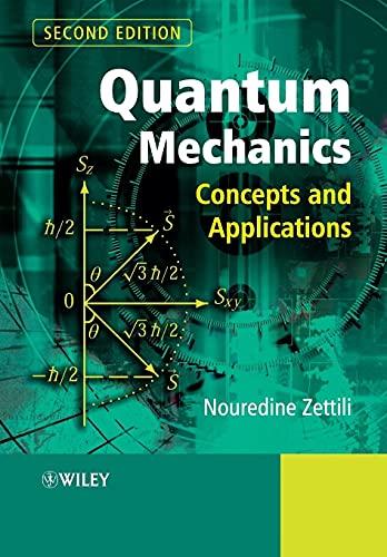 9780470026793: Quantum Mechanics: Concepts and Applications
