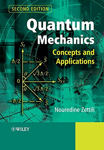 9780470026793: Quantum Mechanics: Concepts and Applications