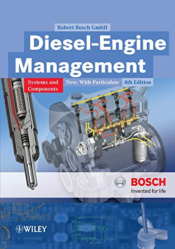 9780470026892: Diesel-Engine Management