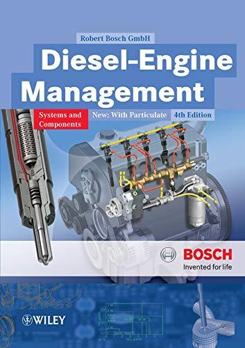 9780470026892: Diesel-Engine Management