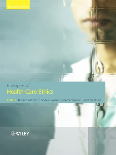 Principles of Health Care Ethics (Hardback)