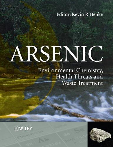 9780470027585: Arsenic: Environmental Chemistry, Health Threats and Waste Treatment