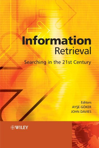 9780470027622: Information Retrieval: Searching in the 21st Century