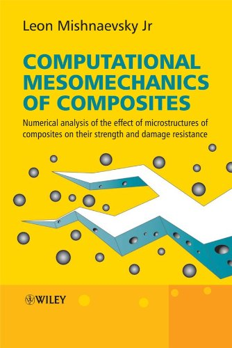 9780470027646: Computational Mesomechanics of Composites: Numerical Analysis of the Effect of Microstructures of Composites of Strength and Damage Resistance