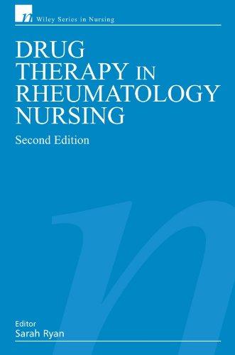 9780470027660: Drug Therapy in Rheumatology Nursing (Wiley Series in Nursing)