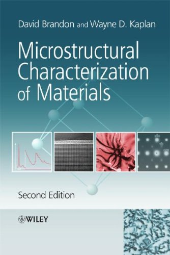9780470027844: Microstructural Characterization of Materials