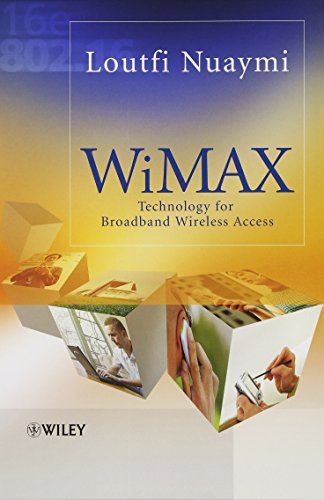 9780470028087: WiMAX: Technology For Broadband Wireless Access