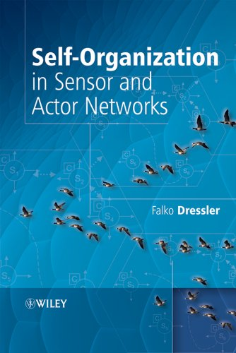 9780470028209: Self-Organization in Sensor and Actor Networks (Wiley Series in Communications Networking & Distributed Systems)