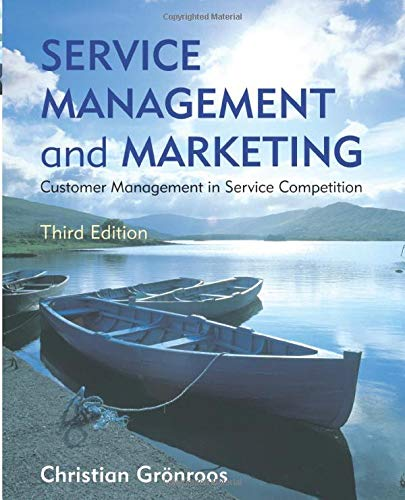 9780470028629: Service Management and Marketing: Customer Management in Service Competition
