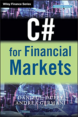 9780470030080: C# for Financial Markets (Wiley Finance Series)