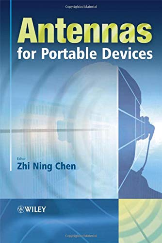 9780470030738: Antennas for Portable Devices