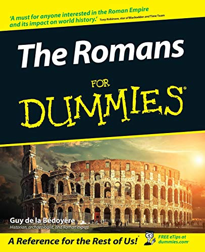9780470030776: The Romans For Dummies